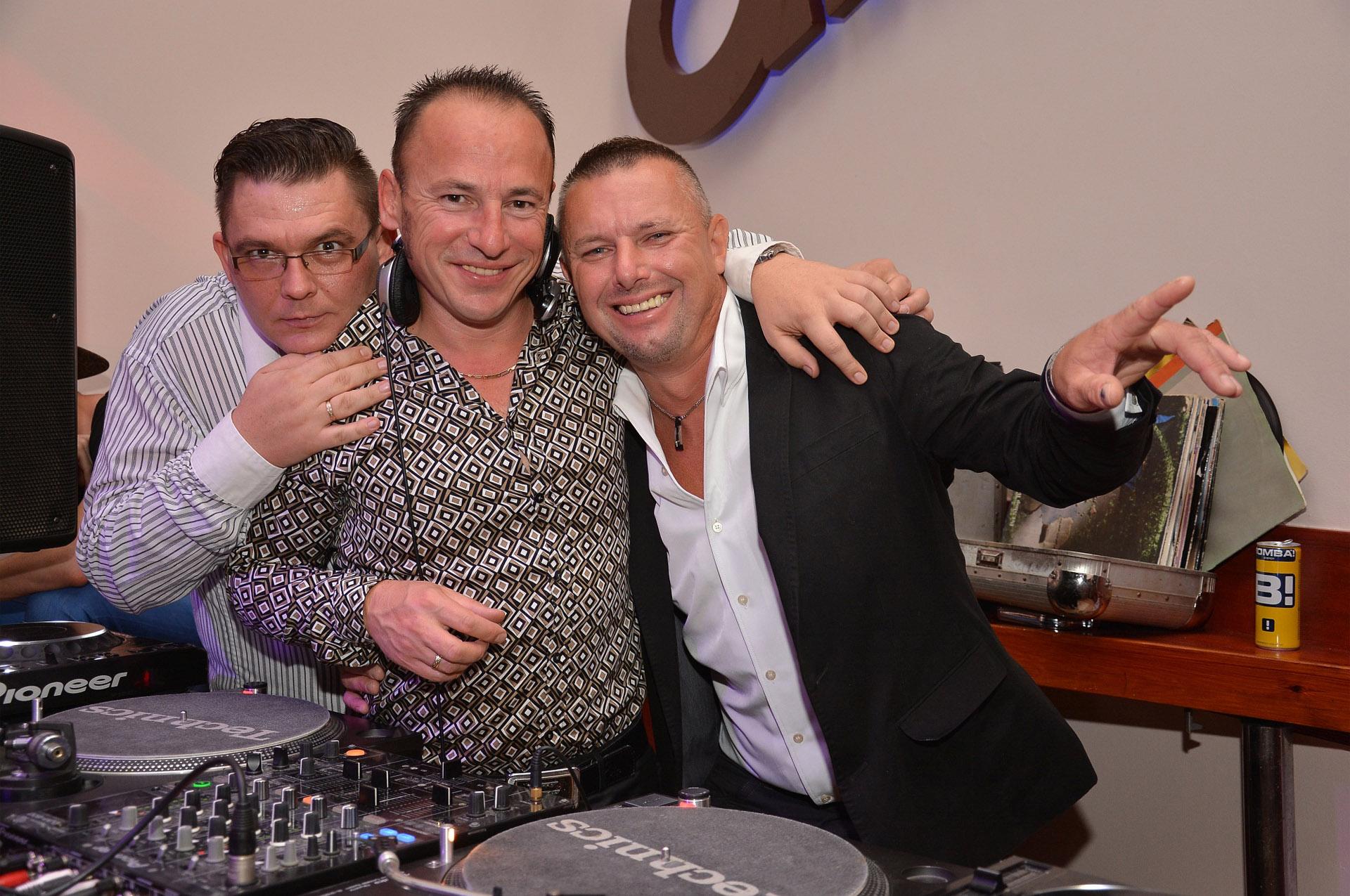 DJ céges rendezvényre