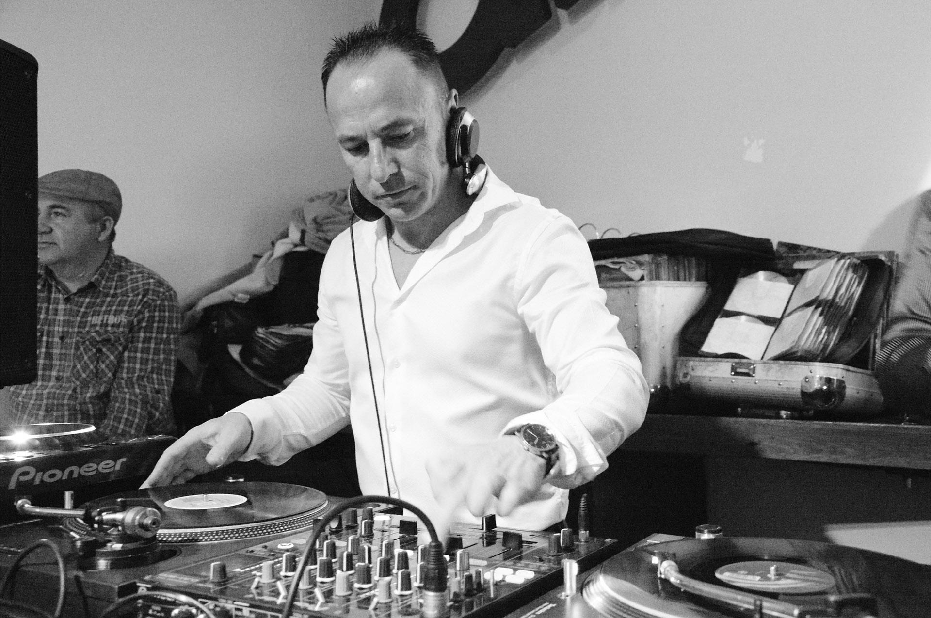 DJ rendezvényre Budapest